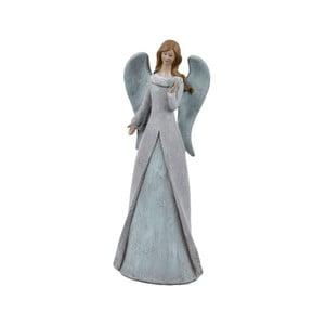 Dekorativní anděl Ego Dekor Poly,výška28cm