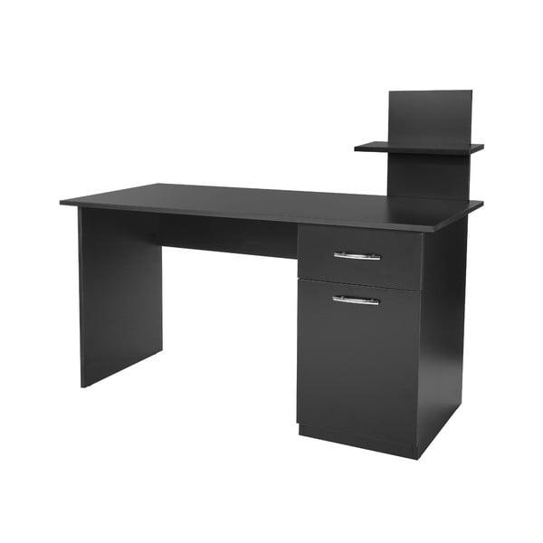 Pracovní stůl Lavanta Black