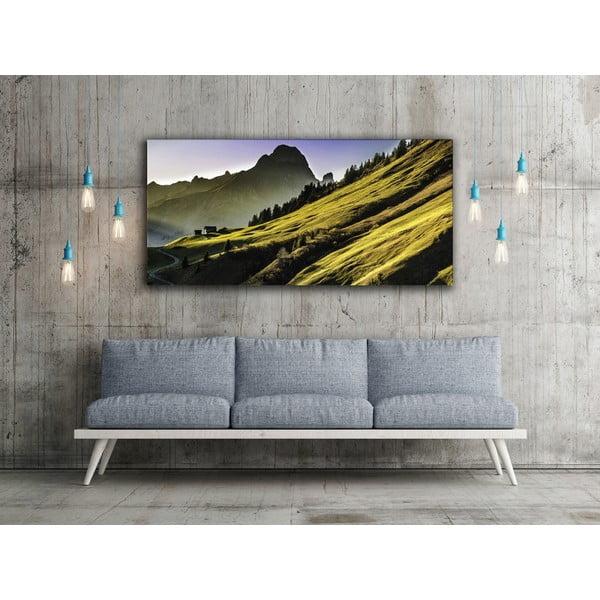 Obraz Landscape  Mountain, 55x115 cm