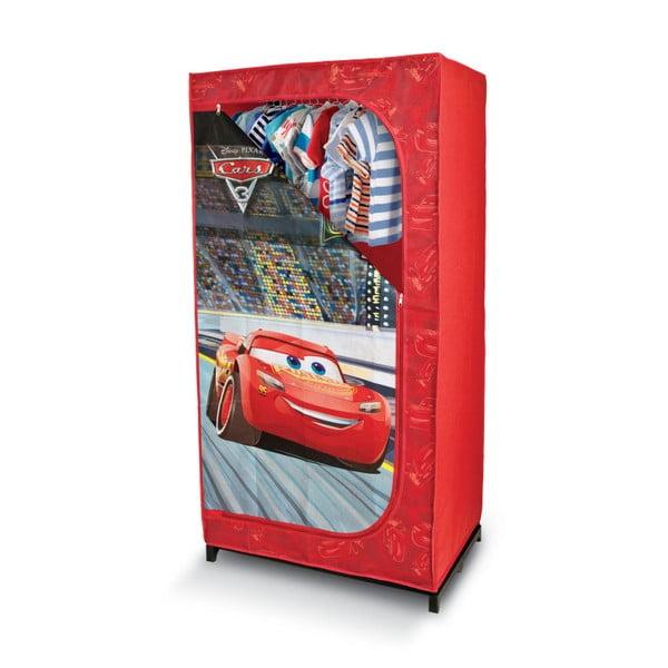 Living Cars piros ruhásszekrény, hossza 145 cm - Domopak