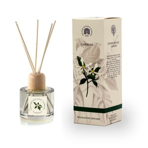 Aroma difuzér s vůni gardénie Bahoma London Fragranced, 100 ml