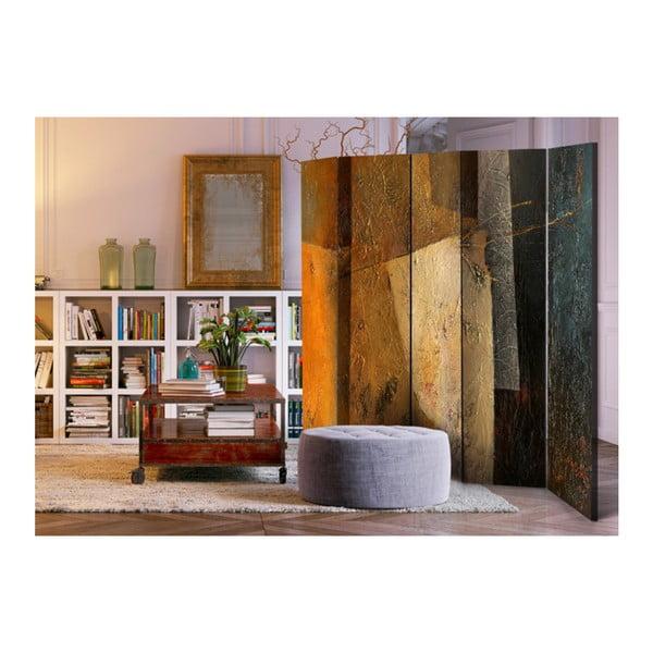 Paraván Artgeist Golden Texture, 225 x 172 cm