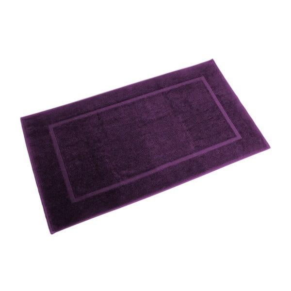 Koupelnová předložka Ziczac 60x110 cm, fialová