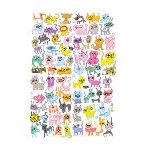 Plakát Cats