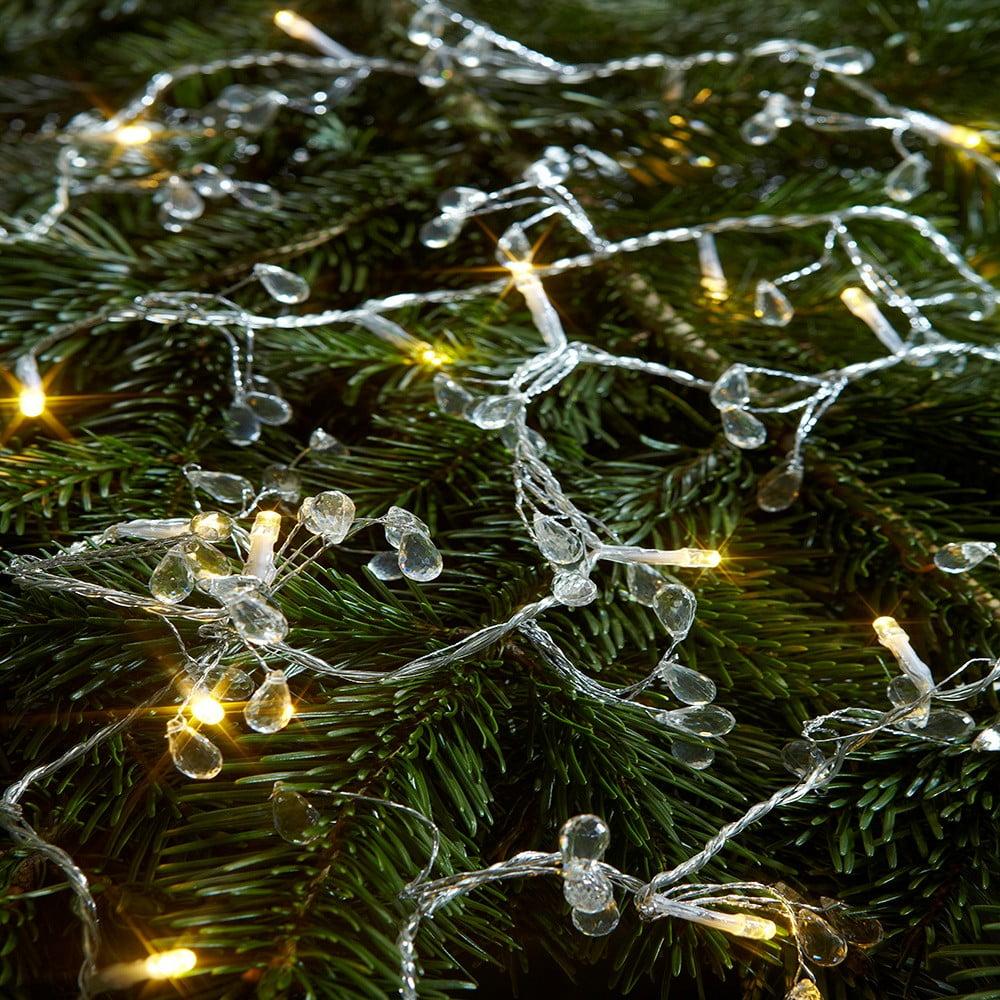 Svítící LED řetěz Markslöjd Glas
