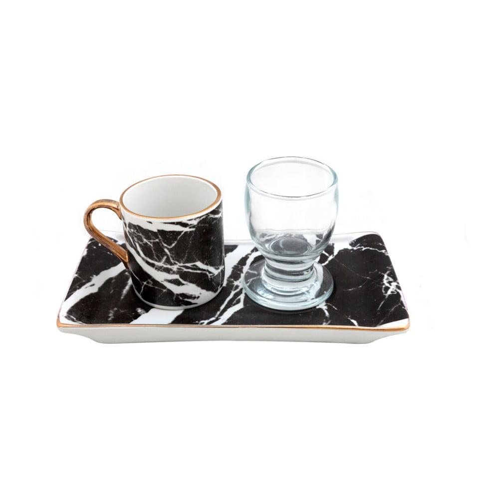 Kávový set Vivas Marble