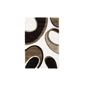 Hnědobéžový koberec Think Rugs Fashion,120x170cm