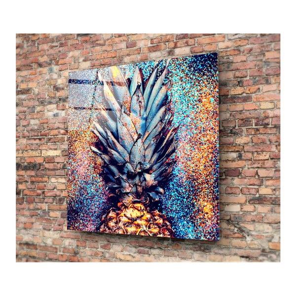 Szklany obraz Insigne Marudo, 30x30 cm