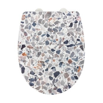Capac WC Wenko High Gloss Terrazzo imagine