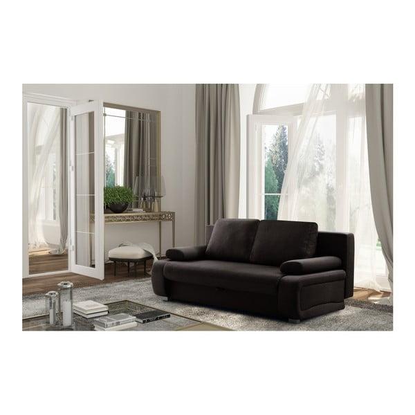 Canapea extensibilă Interieur De Famille Paris Bonheur, maro