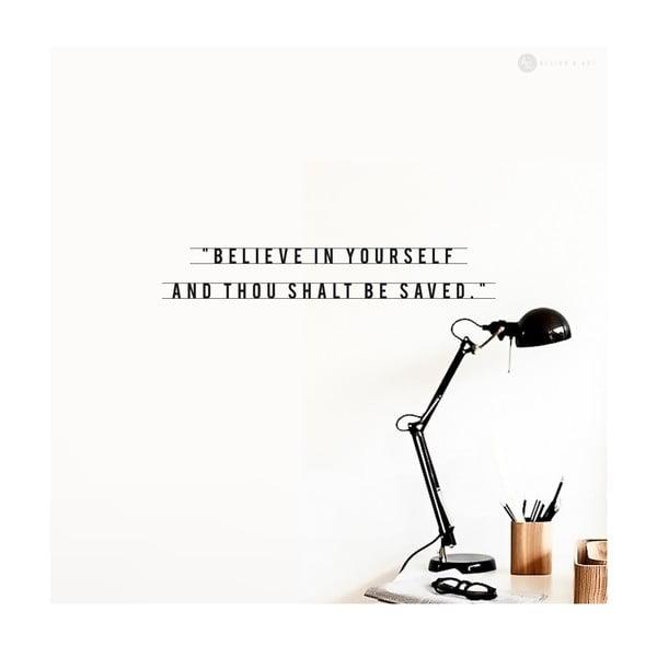 Samolepka Bealive in Yourself