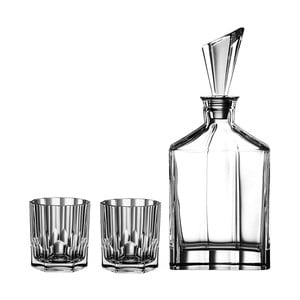 Set karafy a 2 whiskových sklenic Nachtmann Aspen