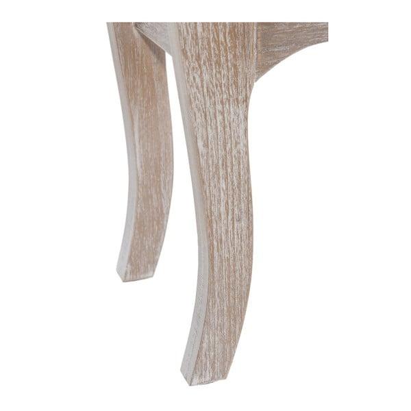 Komoda Paulownia Natual, 74x28x75 cm