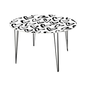 Jídelní stůl All My Hearts, 120 cm