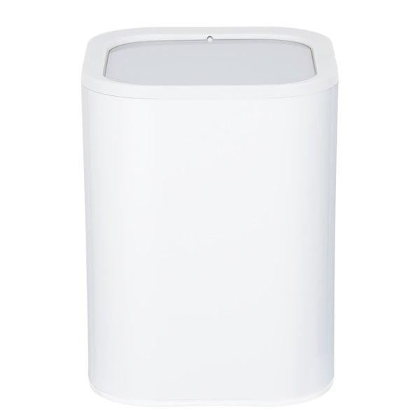 Biely odpadkový kôš do kúpeľne Wenko Oria