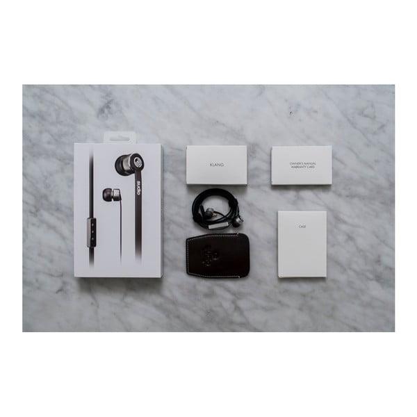 Černá sluchátka Sudio Klang