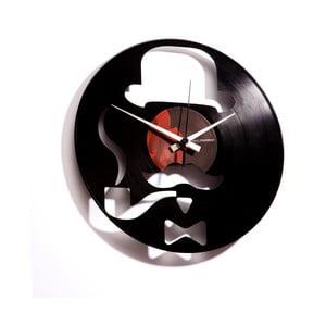 Vinylové hodiny Harry