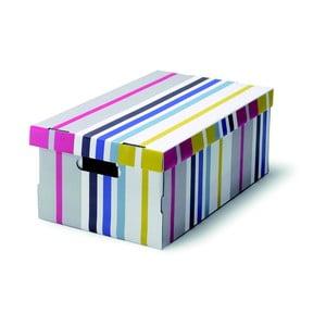 Úložná krabice Cosatto Stripes, 53x31cm