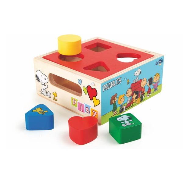 Dřevěná hračka Legler Cubes