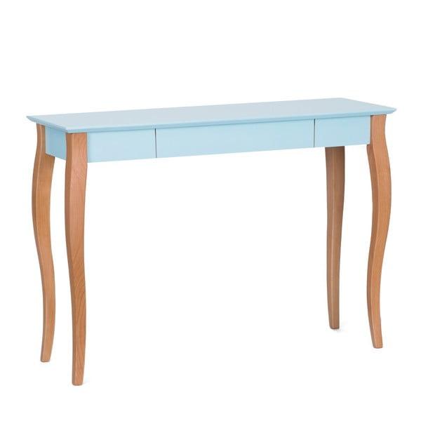 Lillo világos türkiz íróasztal, hossz 105 cm - Ragaba