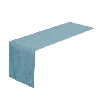 Napron Unimasa, 150 x 41 cm, albastru imagine