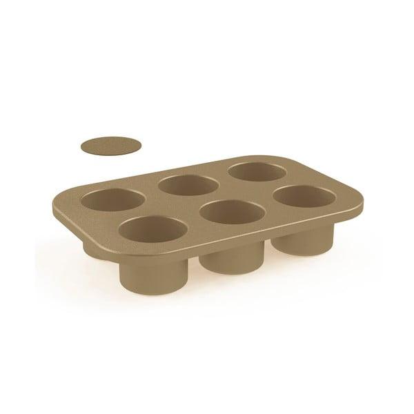 Forma na 6 muffinů Paul Hollywood. průměr 6 cm