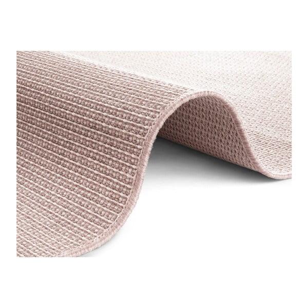 Růžový koberec vhodný i na ven Elle Decor Secret Millau, 200 x 290 cm