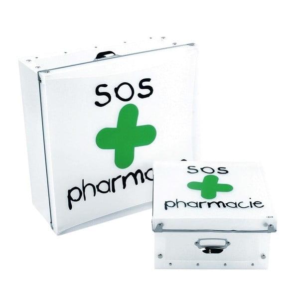 Úložný box na léky Incidence SOS Pharmacie Big