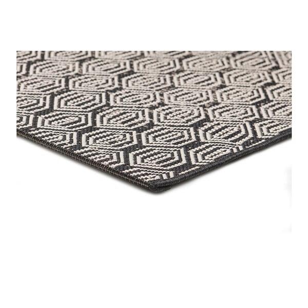Šedý koberec Universal Stone Darko Gris, 160x230cm