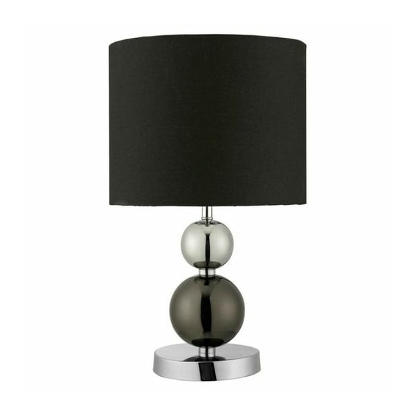 Stolní lampa Drum Black