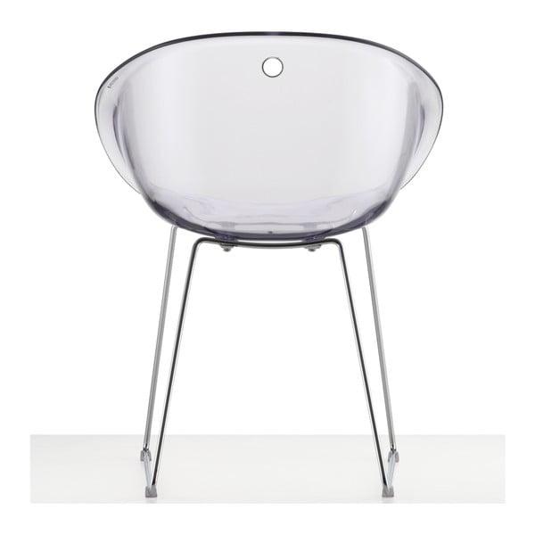 Židle Gliss 921, transparentní
