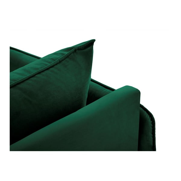 Zelená lenoška s područkou na pravé straně Cosmopolitan Design Vienna