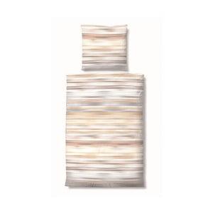 Povlečení Maco Jersey Mix Brown, 135x200 cm