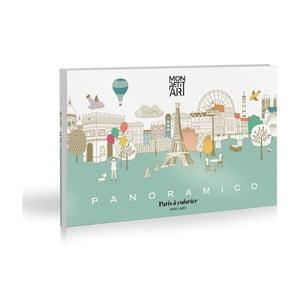Panoramatická skládačka Mon Petit Art Paris