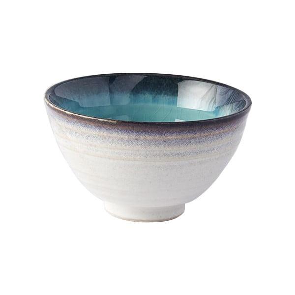 Niebieska miska ceramiczna MIJ Sky, ø 12 cm