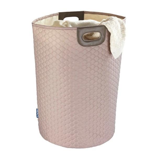 Wabo rózsaszín szennyestartó, 75 l - Wenko