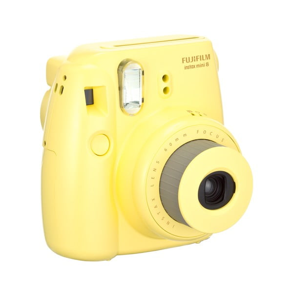 Foťák Instax Mini 8S Yellow