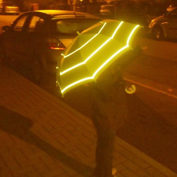 Deštník Hi-Viz Bright Yellow