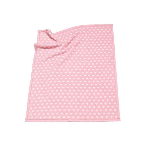 Dětská deka Herz, 75x100 cm