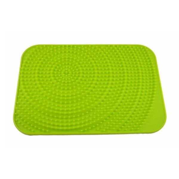 Odkapávací podložka na nádobí Voluminous, zelená
