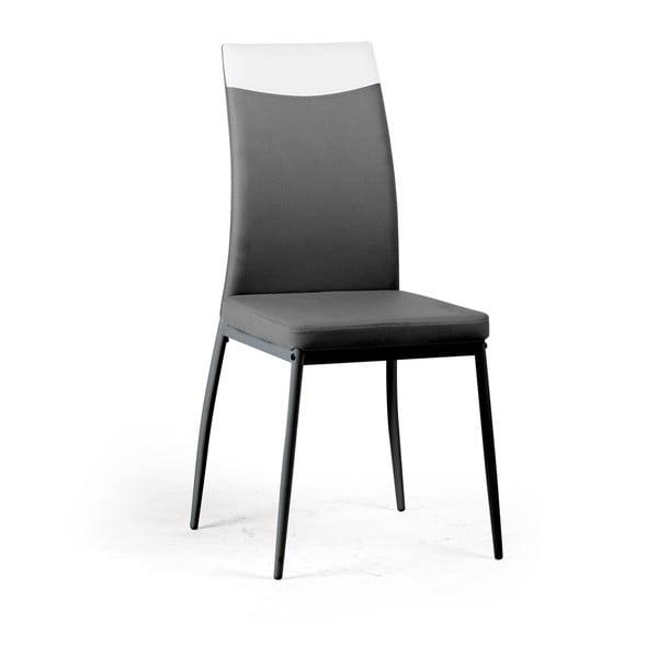 Jídelní židle Jet, šedá
