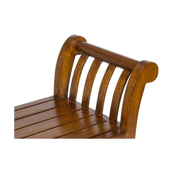 Lavice ze dřeva mindi Santiago Pons Davide