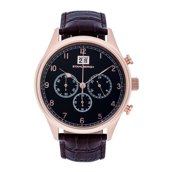 Pánské hodinky Bergviken II Brown