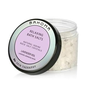 Koupelová sůl Bahoma London Lavender Veil, 550gr