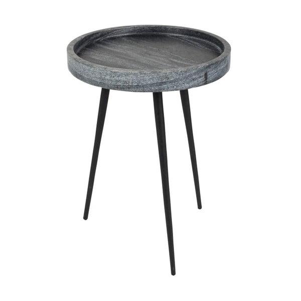 Karrara szürke tárolóasztal - Zuiver