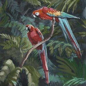 Obraz na plátně Marmont Hill Ara, 61 x 61 cm