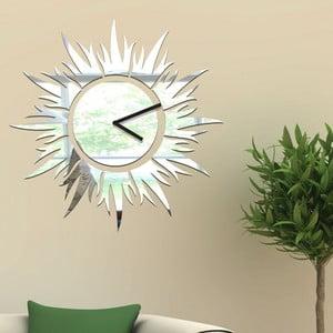 Zrcadlové hodiny Sun