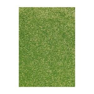 Zelený koberec Hanse Home Nasty, 67 x 120 cm