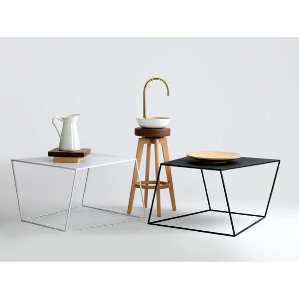 Masă de cafea Custom Form Zak Custom Form Zak, 80 x 80 cm, negru