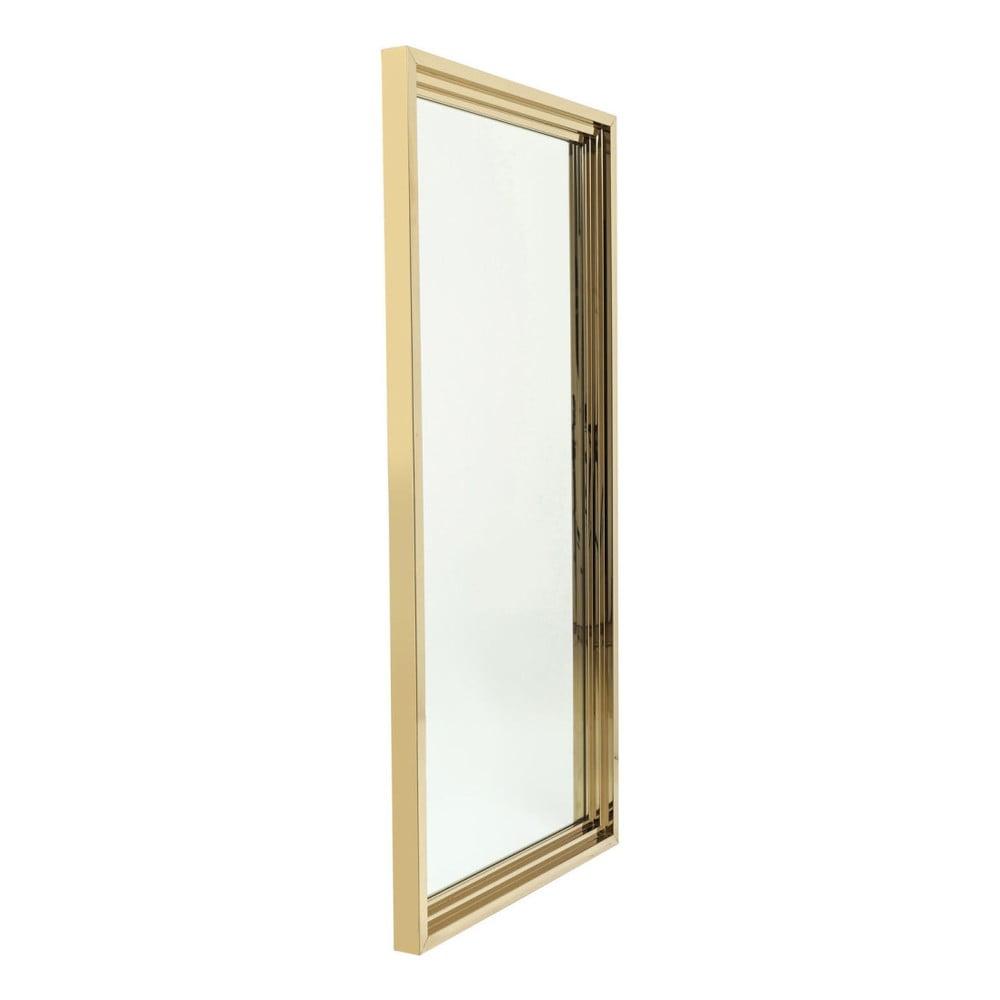 zrcadlo kare design spiegel gold bonami. Black Bedroom Furniture Sets. Home Design Ideas